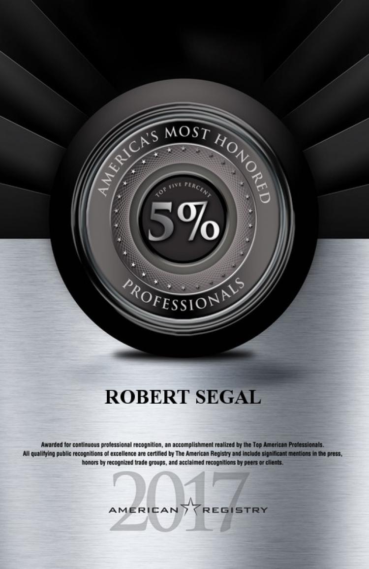 Robert Segal, MD - Manhattan Cardiology