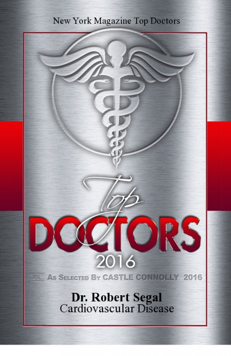 new york magazine best doctors top doctors 2016 dr segal manhattan cardiology. Black Bedroom Furniture Sets. Home Design Ideas