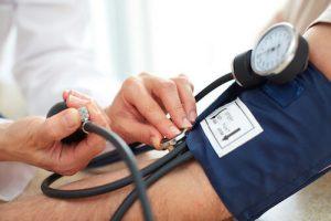 blood pressure test helps heart screening