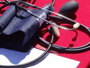 blood pressure test for preventing heart attacks