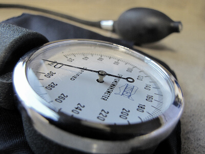 low blood pressure treatment screening