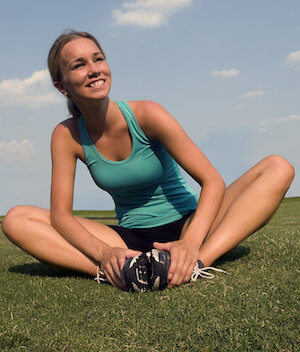 stretching for low blood pressure treatment