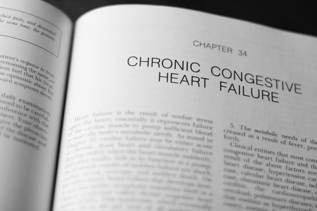 What You Should Know if Diagnosed with Congestive Heart Failure