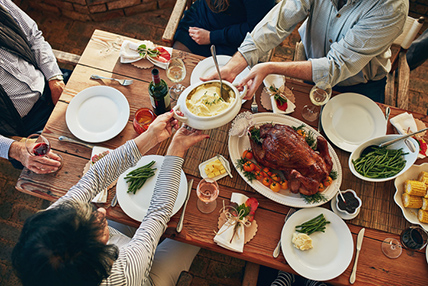 food control to help diabetes during the holidays