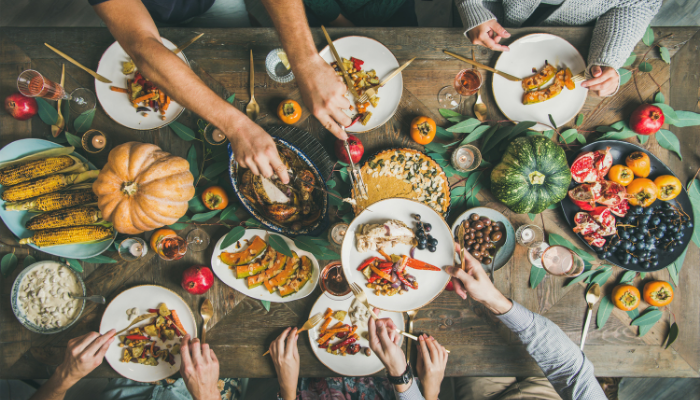 Controlling Your Cholesterol During the Holidays